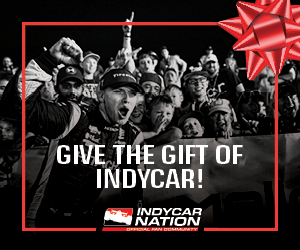 Give the gift of INDYCAR this holiday season