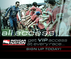 All Access: Get VIP access at every race ... sign up today