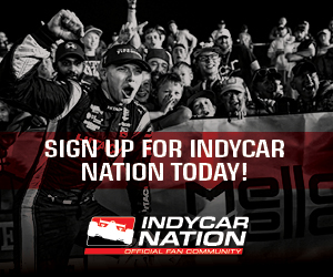 Sign Up For INDYCAR Nation Today