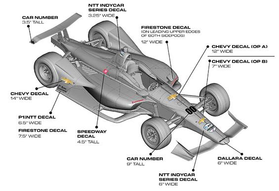 Branding - Chevrolet - Speedway