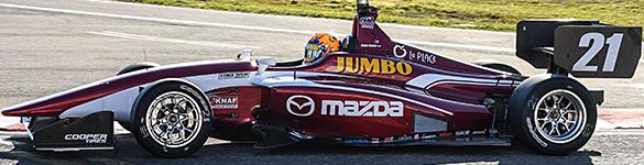 Indy Lights - Rinus VeeKay
