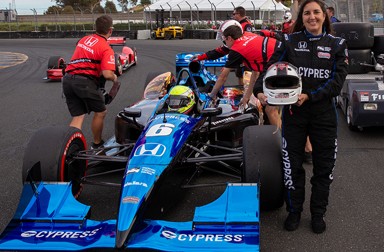 INDYCAR Nation Two-Seater Ride