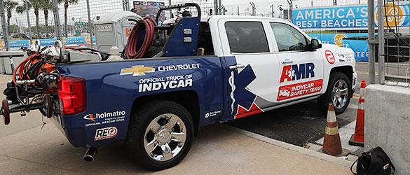Safety 2 - AMR INDYCAR Safety Team