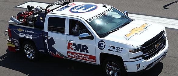 Safety 3 - AMR INDYCAR Safety Team