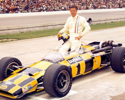 Bardahl with Bobby Unser