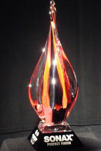 SONAX Perfect Finish Award