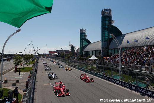 Standing Start for Race 2