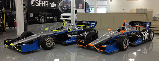 SFHR Cars for Sonoma