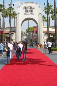 Universal Studios Red Carpet