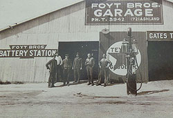 Foyt Brothers Shop