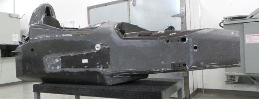 Dallara Chassis Upgrades