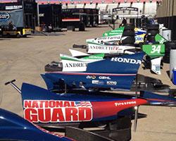 IndyCar Cowlings
