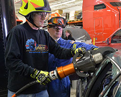 Holmatro Safety Team Training