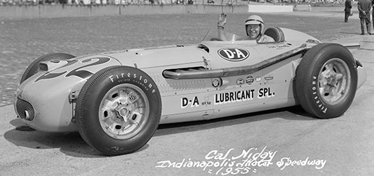 D A Lubricant Returns After 50 Year Absence To Sponsor No 15 RLL