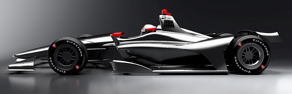 2018 Car - Side View