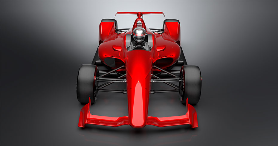 New Images Of Next Car For Verizon Indycar Series Unveiled