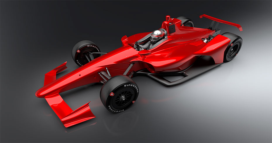 New 2018 Aero Kit Concept Rendering