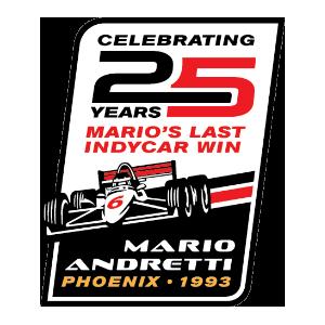 Celebrating 25 Years - Mario's Last Indy Car Win