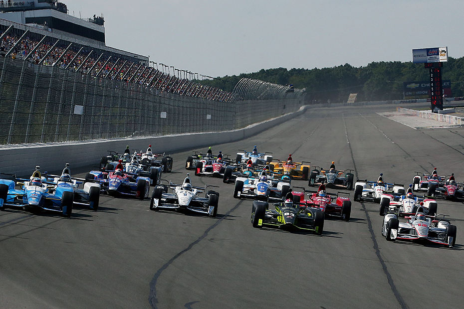 ABC Supply 500 at Pocono Raceway