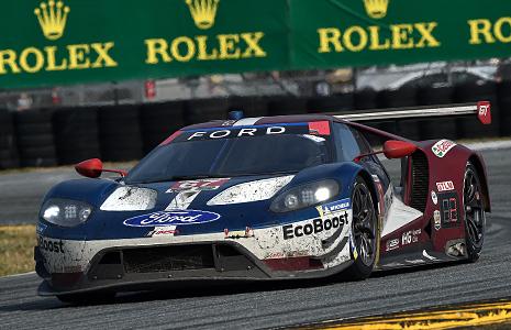 Chip Ganassi Racing Ford GT No. 67 U201c