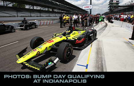 Highs And Lows Of Indy 500 Qualifying On Full Display On