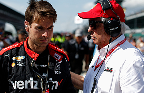 Will Power wins Indy 500