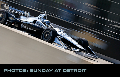 Photos: Sunday At Detroit