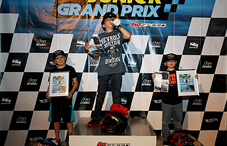 Hot Wheels Junior Karting Challenge