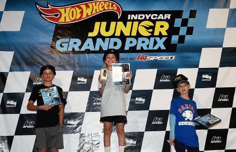Hot Wheels Junior Karting