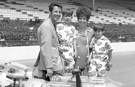 Mario And Dee Ann Andretti