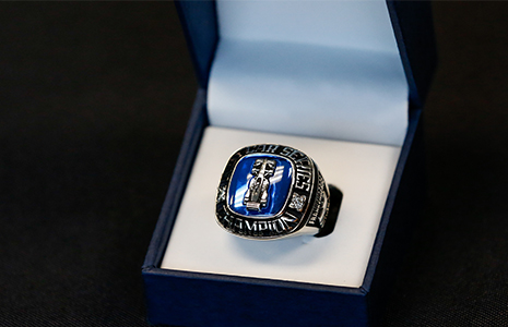 Scott Dixon championship ring