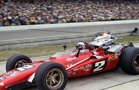 Mario Andretti 1969 Indianapolis 500