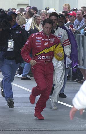 Tony Stewart 2001 Indy 500