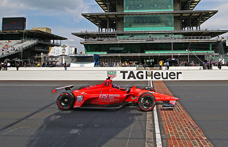 Ed's Driveway: Taking A Few Laps With Indy 500 Legend Mario Andretti