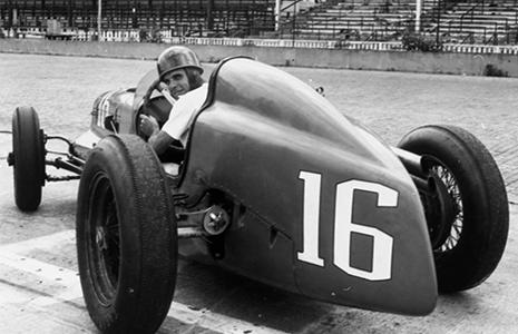 George Robson 1946 Indy 500