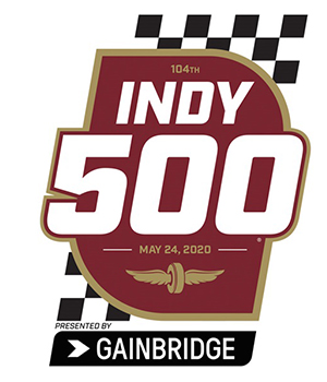 104th Indy 500 logo