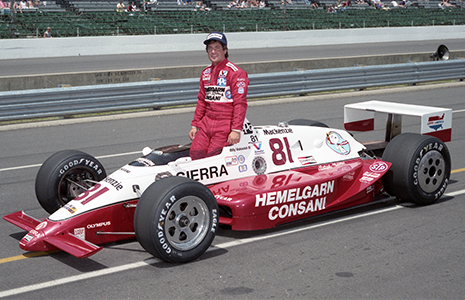 Bill Vukovich III 1989 Indy 500