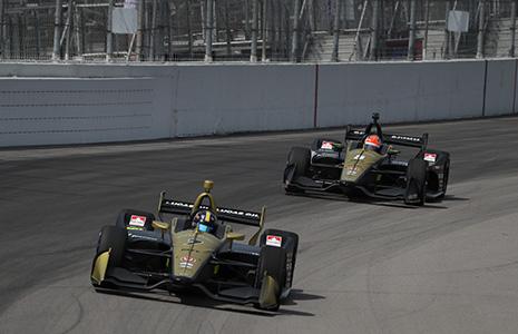 Ericsson file chez Ganassi — Indycar