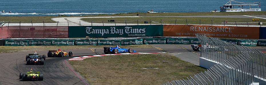 St. Petersburg race