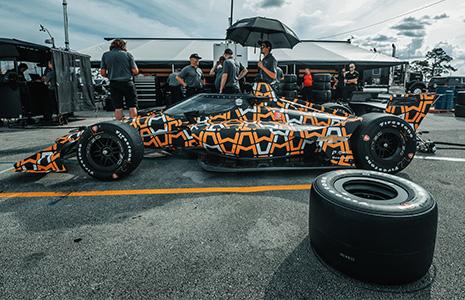 Arrow McLaren SP