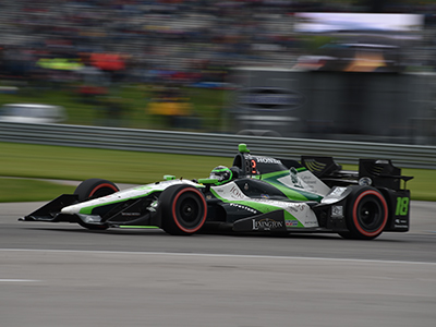 Conor Daly on track in 2016