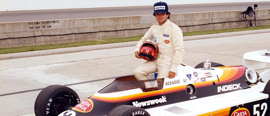 Hector Rebaque in 1982