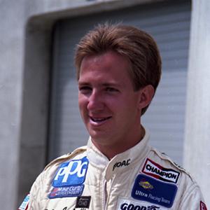 John Andretti 1988 headshot