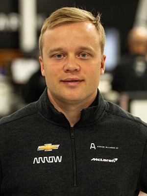 Felix Rosenqvist headshot AMSP