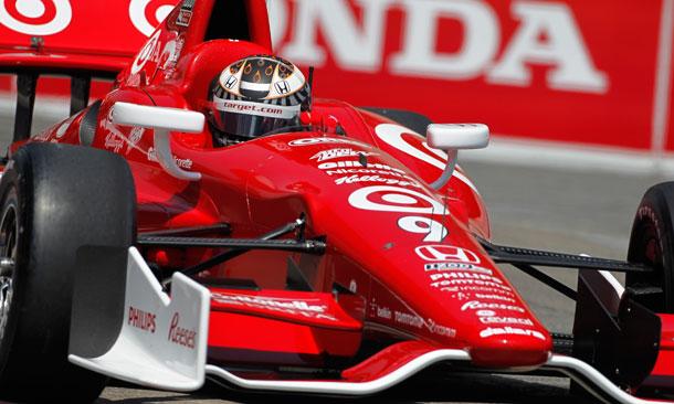 Dixon Fastest in Final Toronto Practice