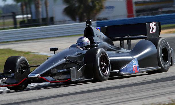 Sebring Test - Marco Andretti