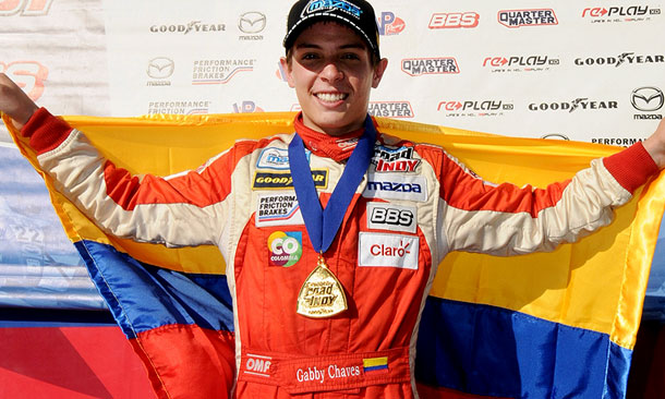 Chaves Takes Next Step