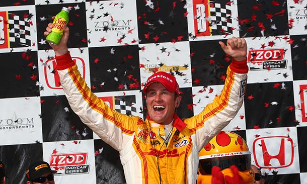 RHR wins Honda Indy Grand Prix of Alabama