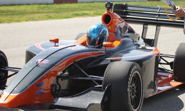 Matt Di Leo moves to Firestone Indy Lights