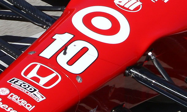 By The Numbers - Long Beach - Dario Franchitti
